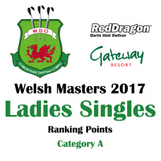 Welsh Masters Ladies Singles