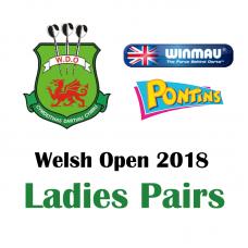 Welsh Open Ladies Pairs