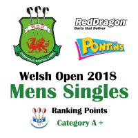 Welsh Open Mens Singles