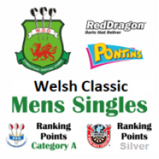 Welsh Classic Mens Singles