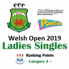 Welsh Open Ladies Singles