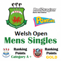 Welsh Open Mens Singles