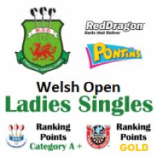 Welsh Open Ladies Singles